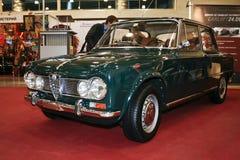 Alfa Romeo Giulia 1600 eccellente, 1965 Fotografia Stock Libera da Diritti