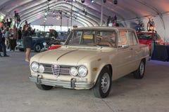 Alfa Romeo Giulia Stock Photo