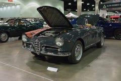 Alfa Romeo Giulia pająk Veloce Obraz Stock
