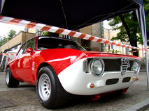 Alfa Romeo Giulia Sprint Royalty Free Stock Photo