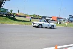 Alfa Romeo Giulia Sprint GT Immagini Stock Libere da Diritti