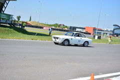 Alfa Romeo Giulia Sprint GT Στοκ εικόνες με δικαίωμα ελεύθερης χρήσης