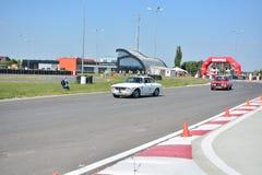 Alfa Romeo Giulia Sprint GT Fotografia Stock