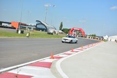 Alfa Romeo Giulia Sprint GT Fotografie Stock