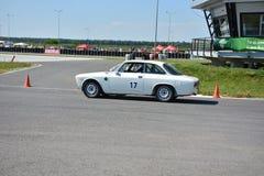Alfa Romeo Giulia Sprint GT Royalty Free Stock Images