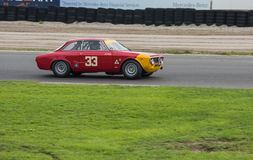 Alfa Romeo Giulia Sprint GTA Royalty Free Stock Photography