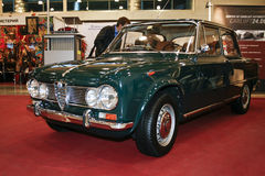 Alfa Romeo Giulia Super 1600, 1965 Royalty Free Stock Photography