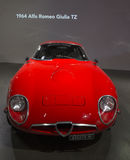 1964 Alfa Romeo Giulia TZ Στοκ φωτογραφίες με δικαίωμα ελεύθερης χρήσης