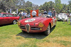 Alfa Romeo Giuliana Immagini Stock Libere da Diritti