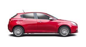 Alfa Romeo Giulieta imagem de stock