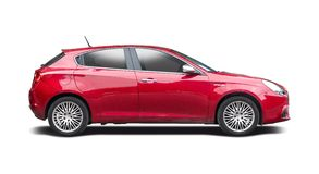 Alfa Romeo Giulieta Stock Image