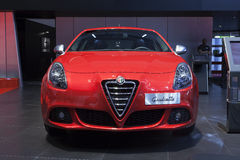Alfa Romeo Giulietta Stock Photo