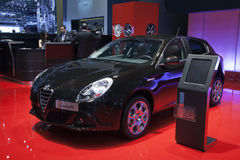 Alfa Romeo Giulietta Stock Photos