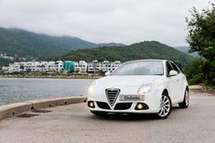 Alfa Romeo Giulietta 2012 Royalty Free Stock Images
