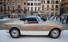 Alfa Romeo Giulietta paj?k 1955 Zdjęcie Stock
