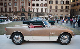 Alfa Romeo Giulietta Spider 1955 Stock Photo