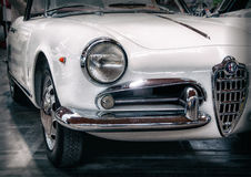 Alfa Romeo Giulietta Spider 1600 1964 Stock Photos