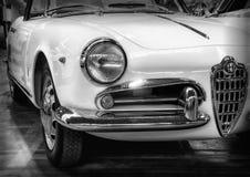Alfa Romeo Giulietta Spider 1600 1964 Stock Images