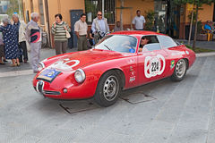 Alfa Romeo Giulietta SZ (1961) Zdjęcie Stock