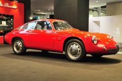 Alfa Romeo Giulietta SZ 'Coda Tronca' 1960 Stock Image