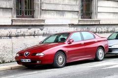Alfa Romeo 166 image libre de droits