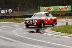 Alfa Romeo GT 2000 während der Sammlung Verde Pino 2012 Stockfoto