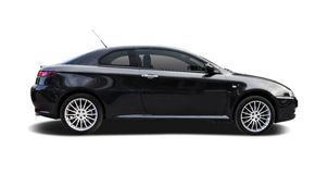 Alfa Romeo GT Stock Photography