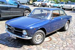 Alfa Romeo GT 1300 Junior Stock Photography