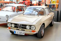 Alfa Romeo 1750 GT Veloce Royalty Free Stock Photo