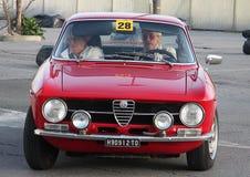 Alfa Romeo GTA imagem de stock royalty free