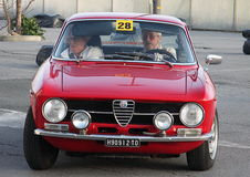 Alfa Romeo GTA Royalty Free Stock Image