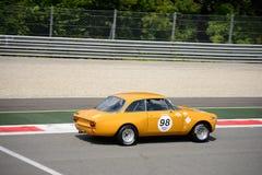 1970 Alfa Romeo GTAm Royalty-vrije Stock Foto's