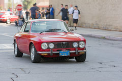 Alfa Romeo GTV Stock Photography
