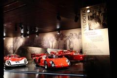 Alfa Romeo Historical Museum - Arese MI Italy Stock Images