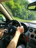 Alfa Romeo jedzie Obrazy Stock