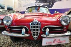 Alfa Romeo Julia 1600 1963 Imagen de archivo