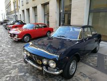 Alfa Romeo 1300 Junior del 1975 Στοκ Εικόνες