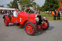 Alfa Romeo, Melbourne Grand Prix, 2010 Royalty Free Stock Image