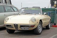 Alfa Romeo Milano 1750 fotografie stock libere da diritti