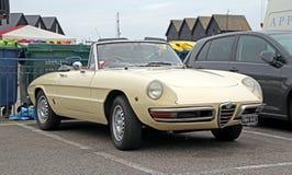 Alfa romeo milano 1750 Stock Images