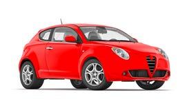 Alfa Romeo MiTo (2008) Royalty-vrije Stock Afbeelding