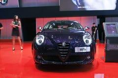 Alfa Romeo Mito stock images