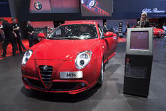 Alfa Romeo Mito Stock Photos