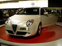 Alfa romeo mito/johannesburg international motor stock image