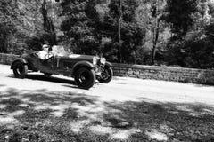 ALFA ROMEO 6 1500 MM 1928 Arkivbilder