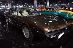 Alfa Romeo Montreal Coupe Royalty Free Stock Photography