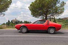Alfa Romeo Montreal Stock Images