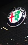 Alfa Romeo på IAA-bilarna Royaltyfri Foto