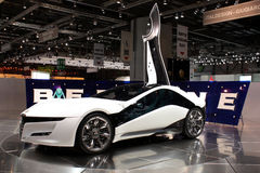 Alfa Romeo Pandion at Motor Show 2010, Geneva Stock Photography