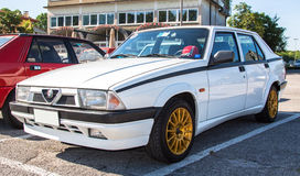 Alfa Romeo 75 Royalty Free Stock Photography